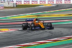May 10, 2019 - Barcelona, Catalonia, Spain - Lando Norris, team McLaren Honda during F1 Grand Prix free practice celebrated at Circuit of Barcelona 10th May 2019 in Barcelona, Spain. (Credit Image: © Mikel Trigueros/NurPhoto via ZUMA Press)