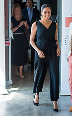 The Duchess of Sussex visits the Woodstock Exchange - 25 Sep 2019