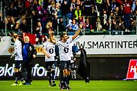 Fotball , 4 November 2017 , Eliteserien , Molde - Kristiansund , Magne Hoseth byttes inn og er med på å sende seriegullet til Rosenborg mot gamleklubben Molde<br /> <br /> <br />  , Foto: Marius Simensen, Digitalsport