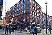 Londyn 2009-10-24. Covent Garden Station