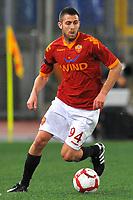 """Jeremy MENEZ Roma<br /> Roma 20/3/2010 Stadio """"Olimpico""""<br /> Roma Udinese 4-2<br /> Campionato Italiano di Calcio Serie A 2009/2010<br /> Foto Andrea Staccioli Insidefoto"""