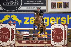 Cellis Davy, BEL, Intergest Latif II S<br /> Pavo Hengsten competitie - Oudsbergen 2021<br /> © Hippo Foto - Dirk Caremans<br />  22/02/2021
