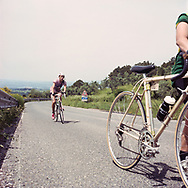 More than 1200 meters of difference of altitude even for the mediul lenght trak. On May 27, 2018 the second edition od the Eroica went of, the Eroica is a bicycle race where only bikes berore 1985 can partecipate. Cyclists must wear vintage cloths and the road are often on gravel. It's a non competitive race, but fatigue and sweat are real. Federico Scoppa
