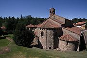 L'abside della Basilica di San Pietro e Paolo ad Agliate...Basilica of Peter and Paul saints