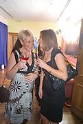 JO O'MEARA  and JULIE O'MEARA,, Bingo Lotto launch party. Soho Hotel Richmond Mews. London. 29 February 2008.  *** Local Caption *** -DO NOT ARCHIVE-© Copyright Photograph by Dafydd Jones. 248 Clapham Rd. London SW9 0PZ. Tel 0207 820 0771. www.dafjones.com.