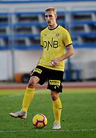 Fotball, 17. februar 2019 , Privatkamp , Lillestrøm - Rostov 1-1<br /> Tobias Salquist  , LSK