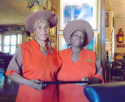August 4, 2017 - South Africa | Afrique du Sud - People of South Africa | Les gens d'Afrique du Sud  04/08/2017 (Credit Image: © Patrick Lefevre/Belga via ZUMA Press)