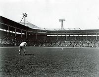 1951 Hollywood Stars Baseball Team game on Gilmore Field