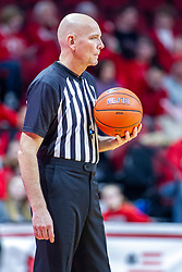 NORMAL, IL - February 22:  James Durham during a college basketball game between the ISU Redbirds and the Drake Bulldogs on February 22 2020 at Redbird Arena in Normal, IL. (Photo by Alan Look)