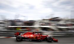 May 24, 2018 - Monte Carlo, Monaco - Motorsports: FIA Formula One World Championship 2018, Grand Prix of Monaco, ..#7 Kimi Raikkonen (FIN, Scuderia Ferrari) (Credit Image: © Hoch Zwei via ZUMA Wire)