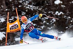 28.12.2017, Stelvio, Bormio, ITA, FIS Weltcup, Ski Alpin, Abfahrt, Herren, im Bild Christof Innerhofer (ITA) // Christof Innerhofer of Italy in action during mens Downhill of the FIS Ski Alpine Worldcup at the Stelvio course, Bormio, Italy on 2017/12/28. EXPA Pictures © 2012, PhotoCredit: EXPA/ Johann Groder