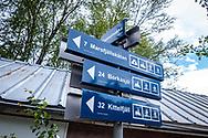 VILDMARKSVÄGEN JULI 2020<br /> Det kryllar av leder kring Vildmarksvägen och det finns leder för vandrare, skidåkare och snöskoter.<br /> Foto: Per Danielsson/Projekt.P