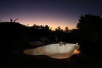 Maui Skateboarding Pool Dave Langer