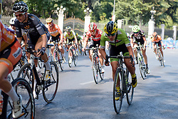 Rachele Barbieri (Cylance Pro Cycling) at Madrid Challenge by La Vuelta an 87km road race in Madrid, Spain on 11th September 2016.