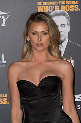 Lala Kent attending a party in Honour of John Travolta's receipt of the Inaugural Variety Cinema Icon Award during the 71st annual Cannes Film Festival at Hotel du Cap-Eden-Roc in Cap d'Antibes, France on May 15, 2018 as part of the 71st Cannes Film Festival. Photo by Nicolas Genin/ABACAPRESS.COM