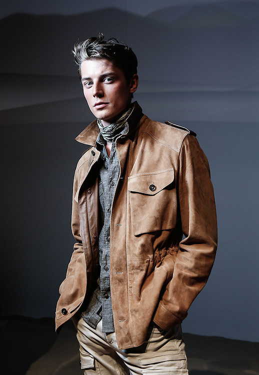 Belstaff for LCM SS2016 on June 15 2015 in London<br /> <br /> <br /> Photos Ki Price