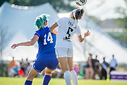 Women's Soccer v Regis