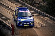 Cody Crocker & Greg Foletta - Subaru Impreza WRX - Saxon Safari Tasmania - ARC- 11th-12th September 1999