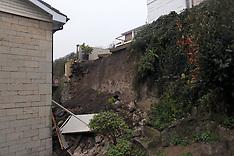 Wall Collapse Ventnor