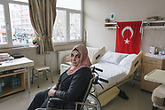 Turkey - Vahide - 15 July - injured