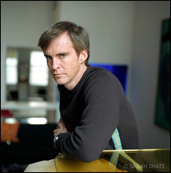 Tim Nye, collector, curator, NYEHAUS