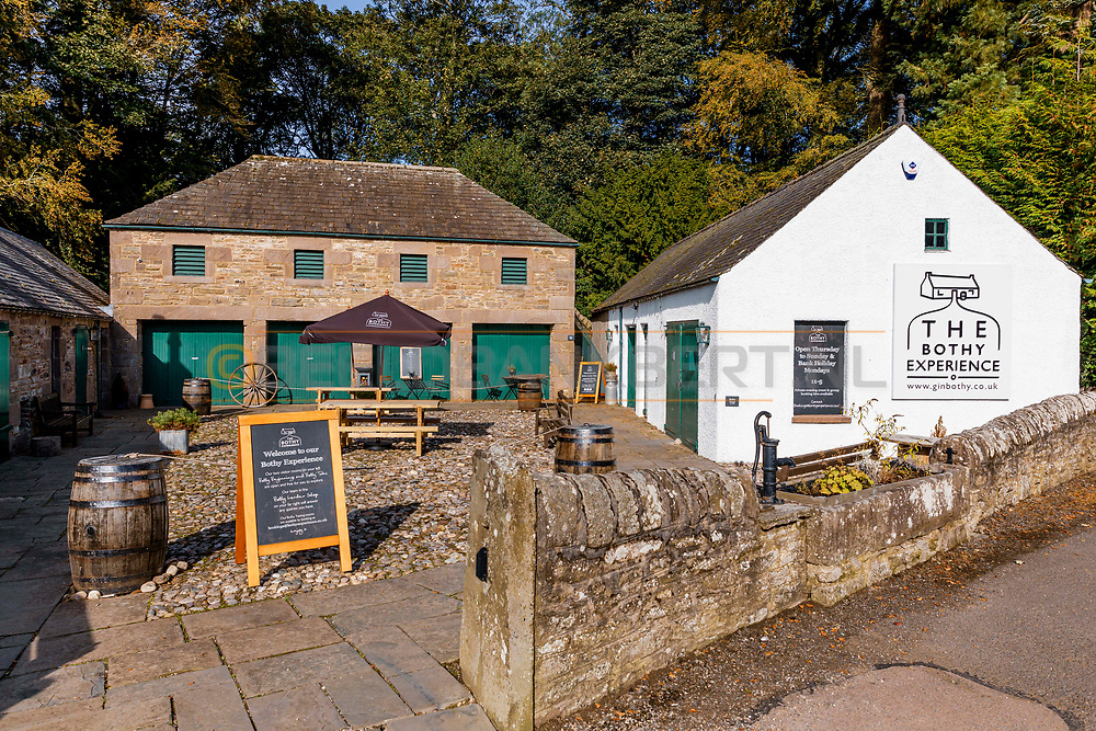 03-10-2019 THE BOTHY EXPERIENCE - BOTHY GIN in Glamis, Forfar