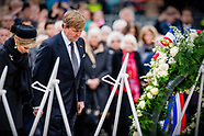 King Willem-Alexander, Queen Maxima and Prime Minister Rutte will attend the National Memorial at Da
