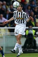 Parma 18/4/2004 Campionato Italiano Serie A <br />30a Giornata - Matchday 30 <br />Parma Juventus 2-2 <br />Enzo Maresca (Juventus)<br /> Foto Graffiti