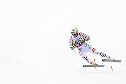 February 9, 2019 - Re, SWEDEN - 190209 Dominik Schwaiger of Germany competes in the downhill during the FIS Alpine World Ski Championships on February 9, 2019 in re  (Credit Image: © Daniel Stiller/Bildbyran via ZUMA Press)