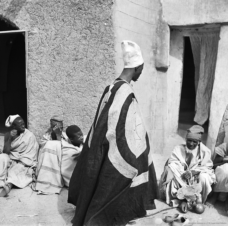 Mallam Dogo, Yelwa, near Zaria, Nigeria, Africa, 1937