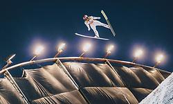 01.03.2020, Salpausselkae Hill, Lahti, FIN, FIS Weltcup Ski Sprung, Herren, im Bild Stefan Kraft (AUT) // Stefan Kraft of Austria during the men's ski jumping competition of FIS Ski Jumping World Cup at the Salpausselkae Hill in Lahti, Finland on 2020/03/01. EXPA Pictures © 2020, PhotoCredit: EXPA/ JFK