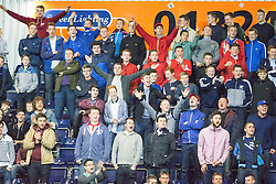 South Stand. Falkirk 1 v 3 Rangers, Scottish League Cup game played 23/9/2014 at The Falkirk Stadium.