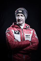 12.10.2019, Olympiahalle, Innsbruck, AUT, FIS Weltcup Ski Alpin, im Bild Markus Schiffner // during Outfitting of the Ski Austria Winter Collection and the official Austrian Ski Federation 2019/ 2020 Portrait Session at the Olympiahalle in Innsbruck, Austria on 2019/10/12. EXPA Pictures © 2020, PhotoCredit: EXPA/ JFK