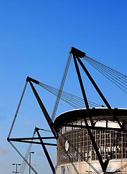 A general view of the Etihad Stadium - Mandatory by-line: Matt McNulty/JMP - 06/01/2018 - FOOTBALL - Etihad Stadium - Manchester, England - Manchester City v Burnley - Emirates FA Cup Third Round