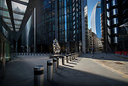 City of London England UK March 2021