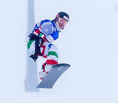 20121208 AUT: Snowboarden FIS Worldcup SBX, Montafon