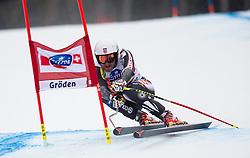 20.12.2013, Saslong, Groeden, ITA, FIS Ski Weltcup, Groeden, Abfahrt, Herren, SuperG, im Bild Natko Zrncic-Dim (CRO) // Natko Zrncic-Dim of Croatia in action during mens Super-G of the Groeden FIS Ski Alpine World Cup at the Saslong Course in Gardena, Italy on 2012/12/20. EXPA Pictures © 2013, PhotoCredit: EXPA/ Johann Groder