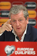 England Press Conference 040915