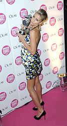 Cosmopolitan Ultimate Woman of the Year 2007<br /> Cirque, London, Great Britain<br /> 6th November 2007<br /> Katie Price<br /> <br /> Photograph by Elliott Franks