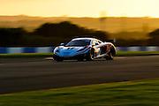2012 British GT Championship.Donington Park, Leicestershire, UK.27th - 30th September 2012.United Autosports 27..World Copyright: Jamey Price/LAT Photographic.ref: Digital Image Donington_BritGT-19774