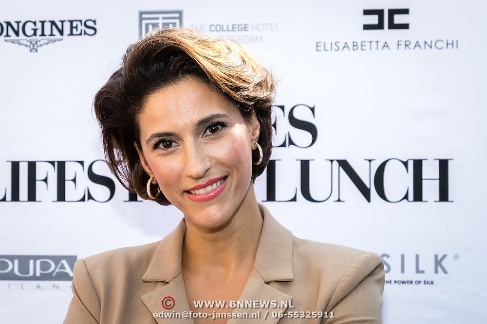 NLD/Amsterdam/20160908 - Talkies Lifestyle lunch 2016, Kristina Bozilovic