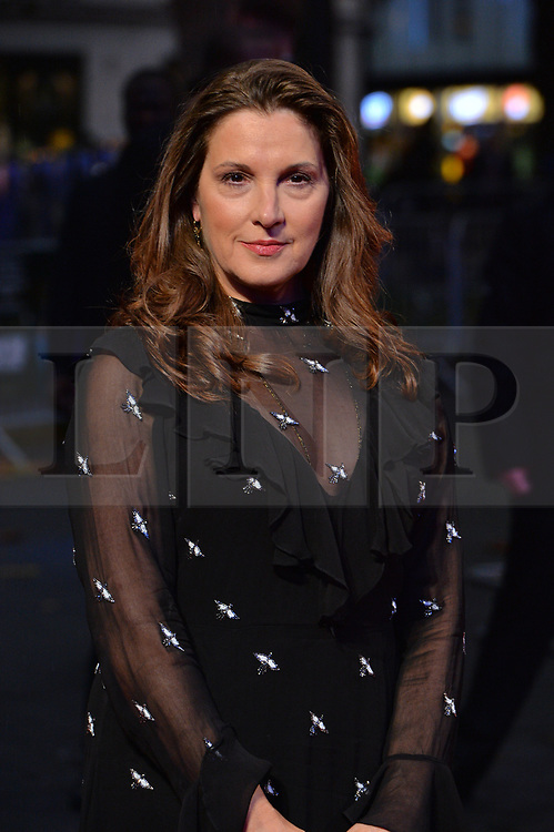 © Licensed to London News Pictures. 11/10/2017. London, UK. BARBARA BROCCOLI attends the European film premiere of Stars Don't Die In Liverpool showing as part of the 51st BFI London Film Festival. Photo credit: Ray Tang/LNP