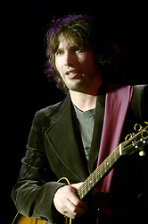 James Blunt soport act for Elton John during Eltons Peach tree Road Tour.Thursday 9th December 2004..This Images is Copyright Paul David Drabble