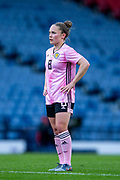 Kim Little (#8) of Scotland looks on during the International Friendly match between Scotland Women and Jamaica Women at Hampden Park, Glasgow, United Kingdom on 28 May 2019.