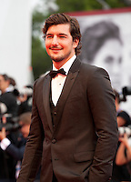 Andrea Preti at the gala screening for the film Everest and opening ceremony at the 72nd Venice Film Festival, Wednesday September 2nd 2015, Venice Lido, Italy.