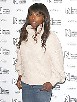 Lorraine Pascale, Natural History Museum Ice Rink - Launch Event, London UK, 25 October 2017, Photo by Brett D. Cove