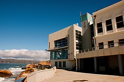Cliff House,restaurant, near Golden Gate Park, San Francisco, California, USA.  Photo copyright Lee Foster.  Photo # california108327