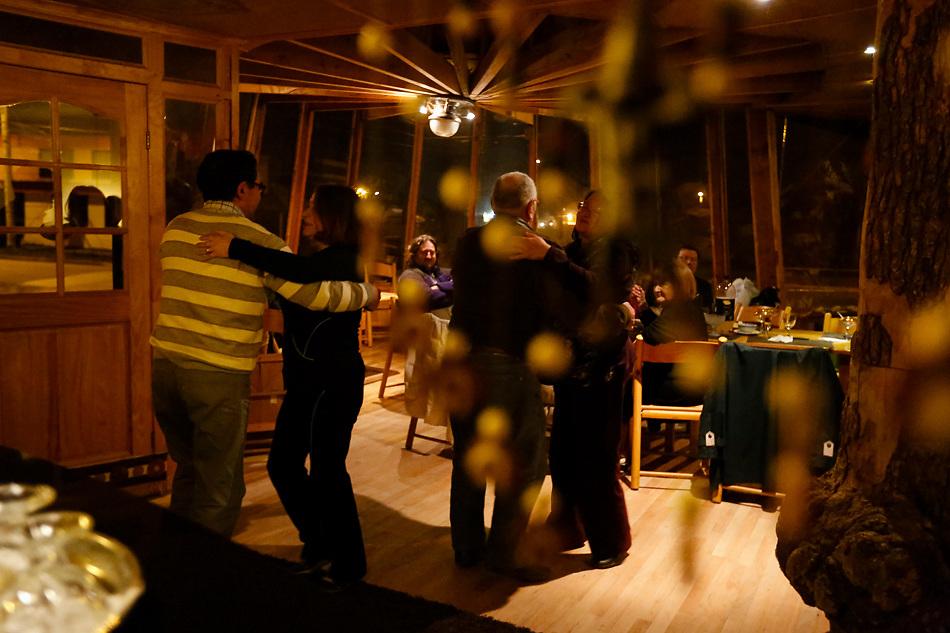 Hain Hotel. Punta Arenas, Chile. Region of Magellan and of the Chilean Antarctica.<br /> Magallanes y la Antártica Chilena Region