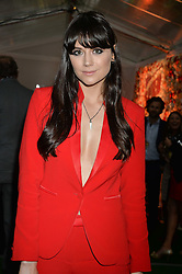 LILAH PARSONS at the Glamour Women of The Year Awards held in Berkeley Square, London on 2nd June 2015.