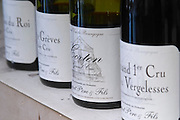 corton grand cru domaine rapet p & f pernand-vergelesses cote de beaune burgundy france